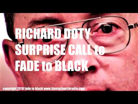 Breaking Richard Doty Surprise Call To Fade To Black