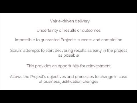 Be a certified Scrum master with Scrumstudy test - YouTube