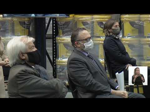 Video: Acto por el Día de la Industria con la presencia del Presidente Fernández