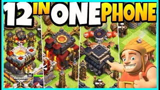 HOW TO USE MULTIPLE ACCOUNTS ON 1 DEVICE | Clash of Clans - COC