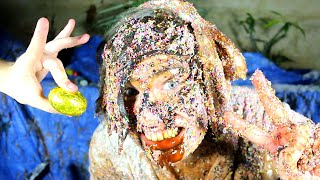 The Human Chocolate Challenge (Feat. HowToBasic)