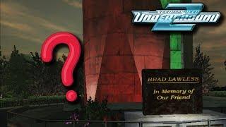 Need For Speed Underground 2 | ¿Quién es Brad Lawless?