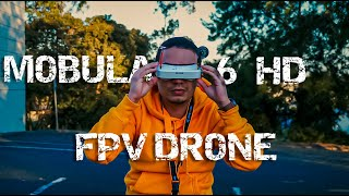 My First Flight in FPV with Mobula 6HD// Cinematic Video