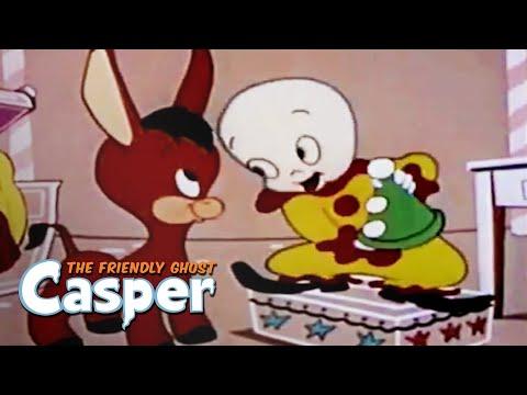 Casper Classics | Boo Kind To Animals / Dante Dreamer | Casper The Ghost Full Episode