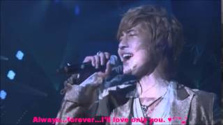Kim hyun joong- one more time live