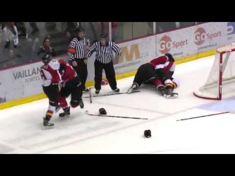 Justin Doucet vs. Guillaume Beaudry