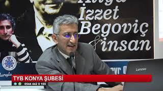 """TYB'DE """"Aliya İzzetbegoviç'in düşünce dünyasında inasan""""konuşuldu"""