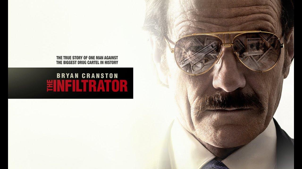 Trailer för The Infiltrator