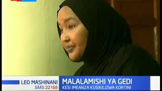 Malalamishi ya Gedi: Mwakilishi wa Kike Fatuma Gedi atoa ushahidi mahakamani