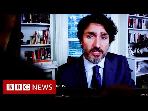 Trudeau denies 'preferential treatment' in ethics scandal – BBC News