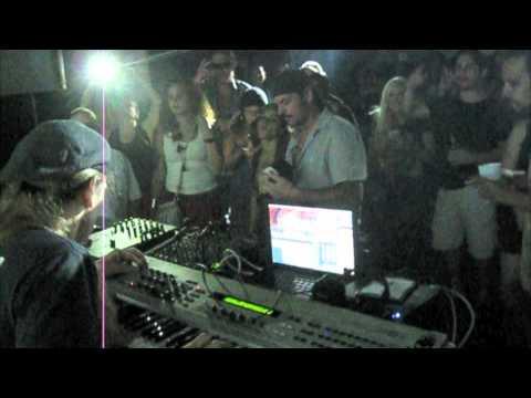 Seven D live @ The Nest - ADHD album release party