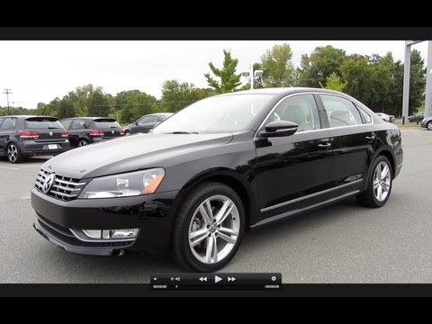 2012 Volkswagen Passat SEL TDI In-Depth Review