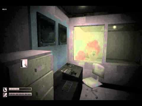 SCP - Containment Breach v0 6 5- My Little Pony (MOD) GAMEPLAY