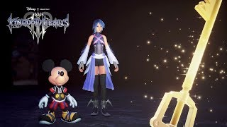 KINGDOM HEARTS | Celebrating 90 Years of Mickey Mouse Trailer - dooclip.me