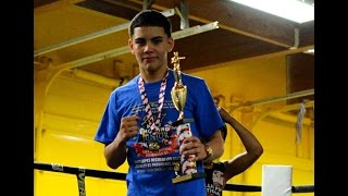 Kevan Bonilla Advances to the Regionals in the Junior Olympics. Click on the Interview Below.