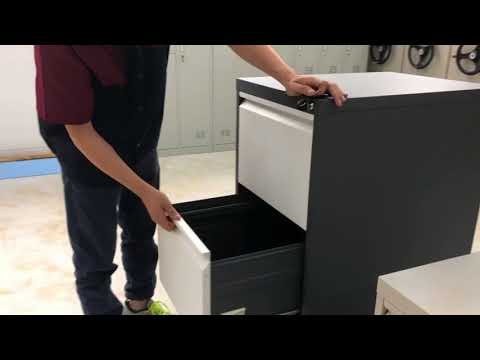 Vertical File Cabinet With Drawer