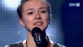 """The Voice of Poland - Natalia Nykiel - """"Trouble"""""""