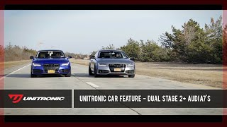 Unitronic Car Feature - Dual Stage 2+ Audi A7