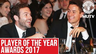 Manchester United Player of the Year Awards 2017   Highlights   Manchester United