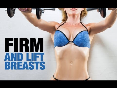 Best Exercises to FIRM THE BREASTS! (Full Workout)