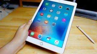 [HD] คลิปแกะกล่อง รีวิว iPad Pro 9.7 นิ้ว สี Rose Gold ก่อนใคร
