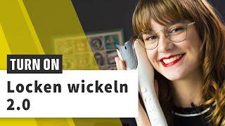Philips Auto-Curler: Auch Lockenstäbe haben krasse Technik!