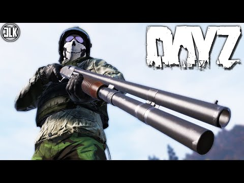 DAYZ 1.02 | The Shotgun is Overpowered