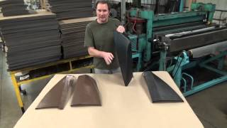 John Deere Scuff Guards/Kick Panels | Tractor Interior Upholstery