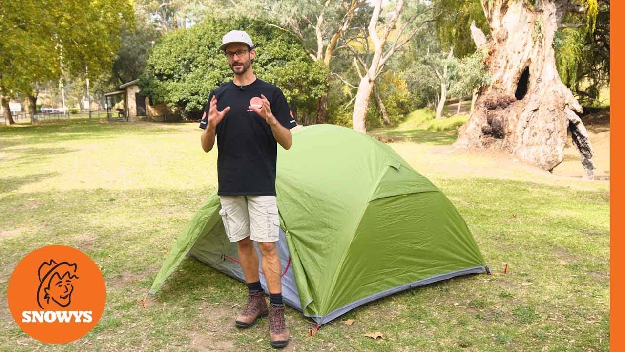 Maximus 3 Hiking Tent