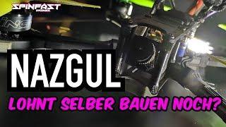 IFlight Nazgul 5 FPV Drohne - lohnt es sich überhaupt noch selbst zu bauen?