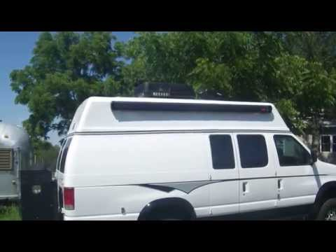 d240fbddec high top ford e350 diesel rv class b camper van offroad 4x2 (available 4x4)  (for sale) - Action.News ABC Action News Santa Barbara Calgary WestNet-HD  ...