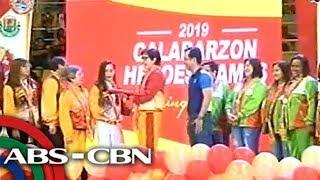 TV Patrol Southern Tagalog:  2019 CALABARZON Heroes Games, pormal ba binuksan!