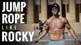 How To Jump Rope Like Rocky