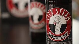 preview picture of video 'City Steam Naughty Nurse Amber Ale By City Steam Brewery Cafe | American Craft Beer Review'