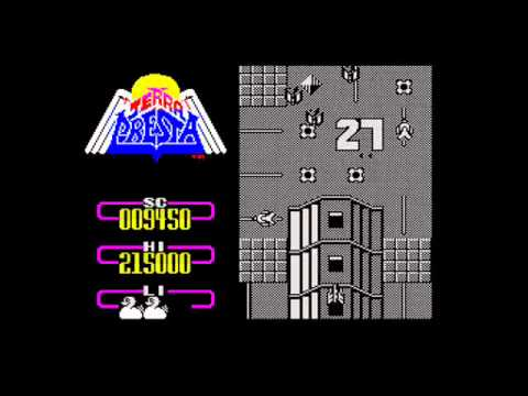 Terra Cresta ZX Spectrum