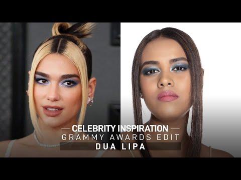 Celebrity Inspiration: Dua Lipa | Grammy Awards | MyGlamm