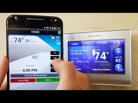 Honeywell Wi-Fi Smart Thermostat – REVIEW