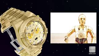 Invicta Watches featuring Star Wars on Evine