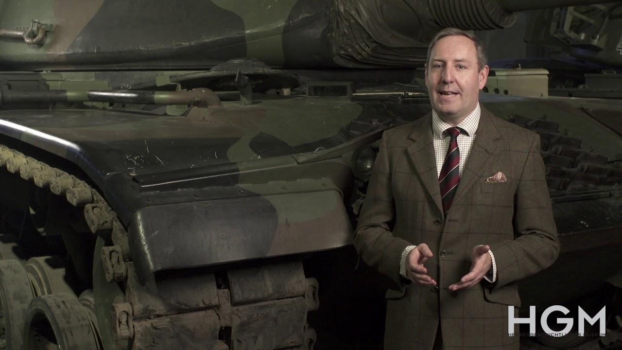 Der Kampfpanzer M60