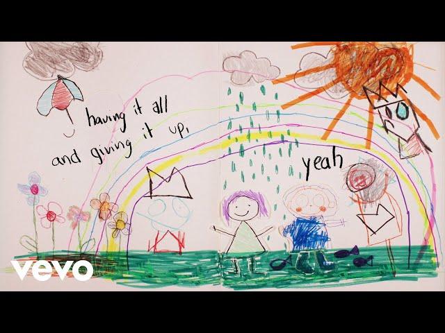 Halsey, SUGA, BTS - SUGA's Interlude (Lyric Video)