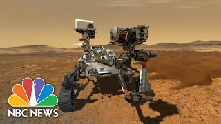 Mars 2020 Perseverance Rover Launches | NBC News