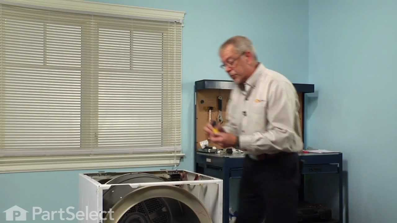 Replacing your Frigidaire Dryer Ball Hitch