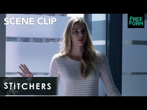 Stitchers | Season 3, Episode 3: Cameron Is Held Hostage | Freeform