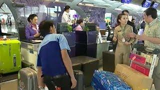 ผู้โดยสารโวยสายการบินดัง ไม่ให้ใส่รองเท้าแตะขึ้นเครื่อง การบินไทยแจงเหตุใช้สิทธิ์บัตร พนง.