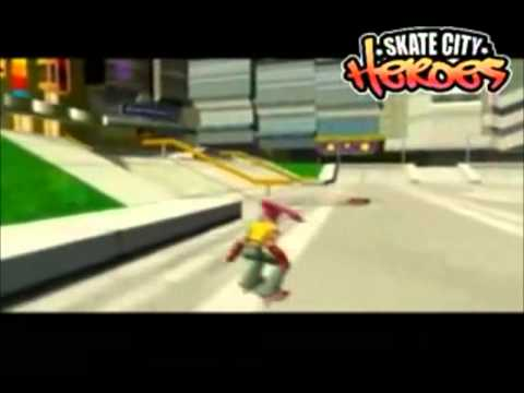 skate city heroes wii review
