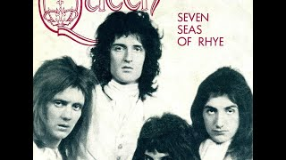 Seven Seas of Rhye piano tutorial/lesson - Released 2009