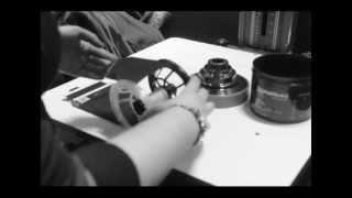 developing 5x4 film