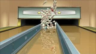 Wii Sports - Bowling - Corruption Craziness 8