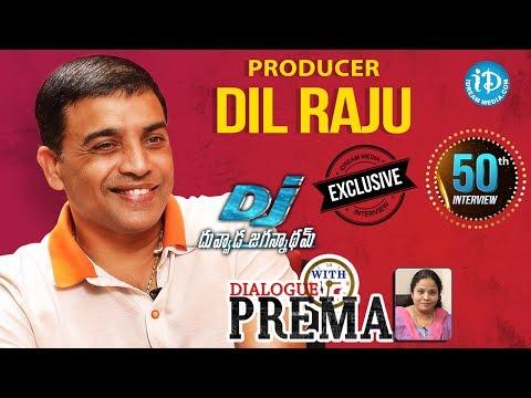 #DJ Producer Dil Raju Exclusive Interview || Dialogue With Prema || CelebrationOfLife #50 || #421