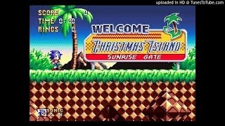 Sonic Overture OST - Sunrise Gate Act 1